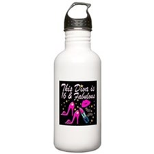 SNAZZY 16TH DIVA Water Bottle