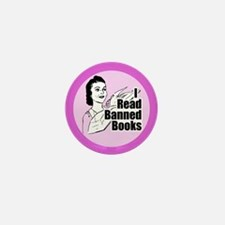 Read Banned Books Mini Buttons (100 pk)