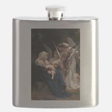 Song of the Angels Flask