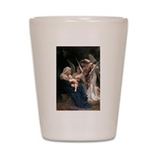 Song of the Angels Shot Glass