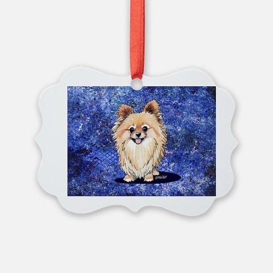 Galaxy Bella Ornament