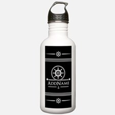 Upload Your Own Color Sports Water Bottle