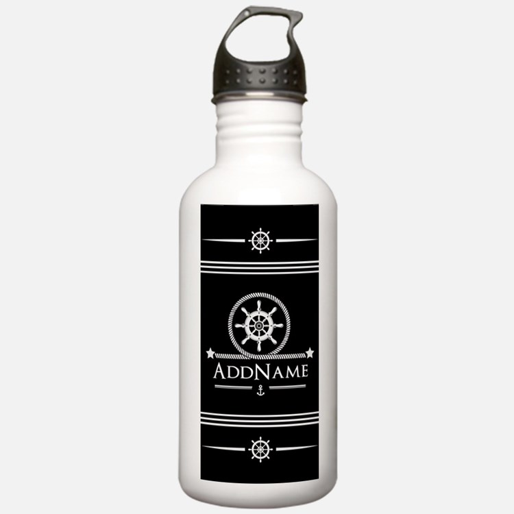Upload Your Own Color Water Bottle