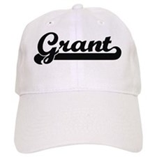 Grant surname classic retro design Baseball Cap