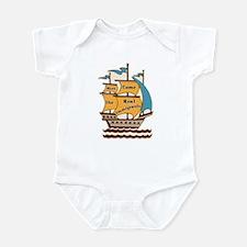 Pro Immigration Infant Bodysuit