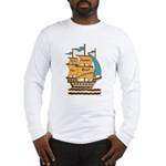Pro Immigration Long Sleeve T-Shirt