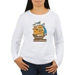 Pro Immigration Women's Long Sleeve T-Shirt