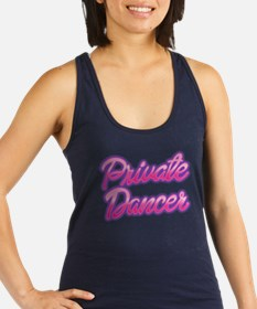 Pitch Perfect 2: Private Dancer Racerback Tank Top