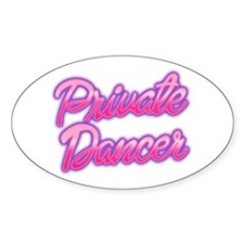 Pitch Perfect 2: Private Dancer Decal