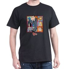 American Dad Frames T-Shirt
