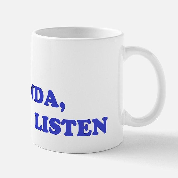 Cute Lindas Mug