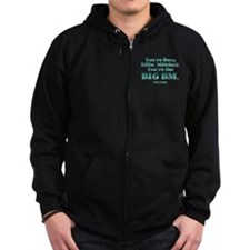 Pitch Perfect 2: Big BM Zip Hoodie