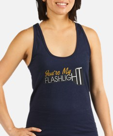 Pitch Perfect 2: You're My Flas Racerback Tank Top