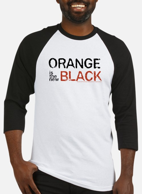 Orange Is The New Black Baseball Jersey