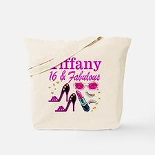 16 AND FABULOUS Tote Bag