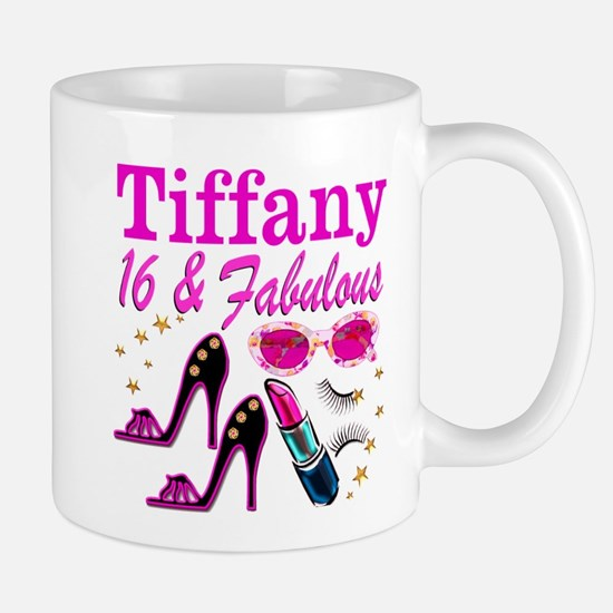 16 AND FABULOUS Mug