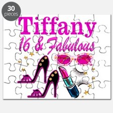 16 AND FABULOUS Puzzle