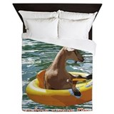 Goat Luxe Full/Queen Duvet Cover