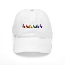 Rainbow Mints Baseball Cap