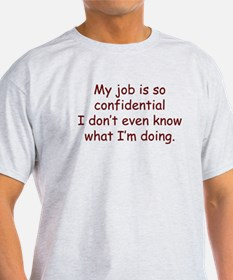 School is Confidential T-Shirt