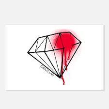 Dead Diamond Postcards (Package of 8)