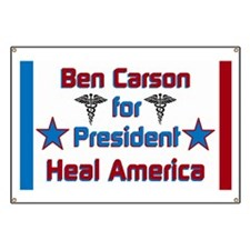 Heal America Banner