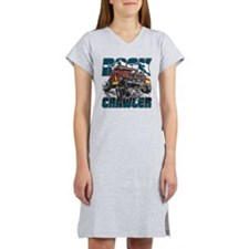 Rock Crawler 4x4 Women's Nightshirt