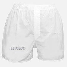 Groomsman Boxer Shorts