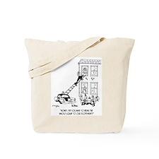 Police Cartoon 5798 Tote Bag