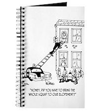 Police Cartoon 5798 Journal
