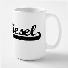 Diesel surname classic retro design Mugs
