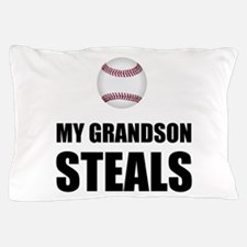 Grandson Steals Baseball Pillow Case