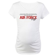 Silent Ranks Air Force Wife Shirt