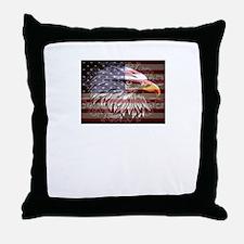 Unique Mens eagle Throw Pillow