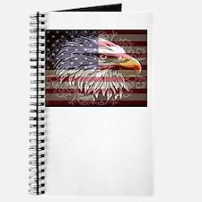 Unique Mens eagle Journal