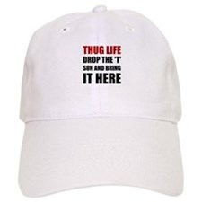 Thug Life Baseball Baseball Cap