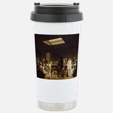 billiards art Travel Mug