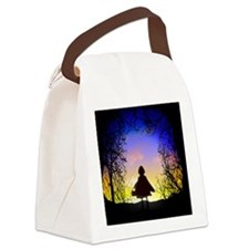 Cute Woods Canvas Lunch Bag