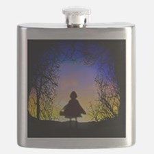 Cute Red riding hood Flask