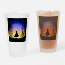 Cute Fairy tale Drinking Glass