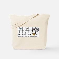 Flopsy/Mopsy/Conan Tote Bag