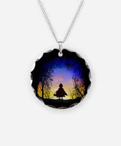 Cute Into the woods Necklace