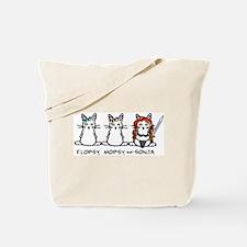 Flopsy/Mopsy/Sonja Tote Bag