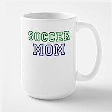 Soccer Mom (Add A Title, Coach Etc) Mugs