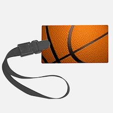 Basketball Sports Luggage Tag