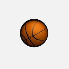 Basketball Sports Mini Button (10 pack)