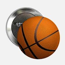 "Basketball Sports 2.25"" Button"