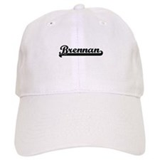 Brennan surname classic retro design Baseball Cap