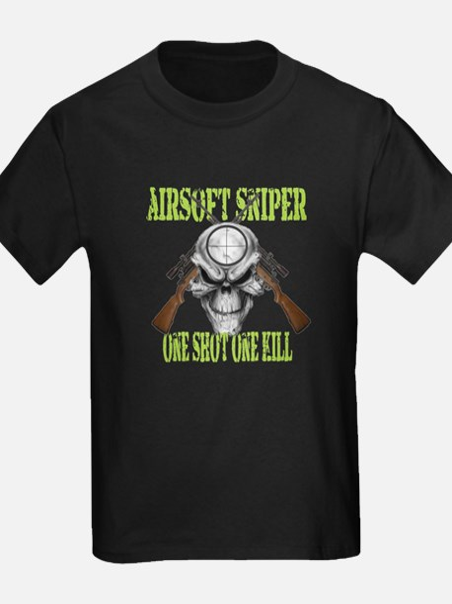 sniper skull T-Shirt