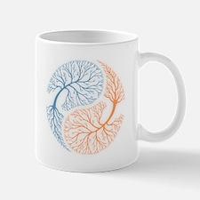 Yin Yang Tree 1 Mug